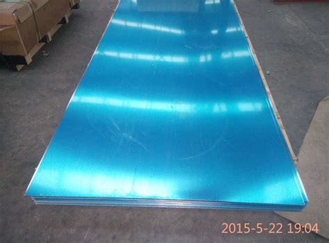 coloured food grade flat aluminum sheet metal thickness