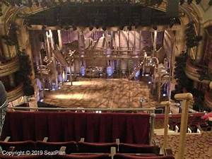 Richard Rodgers Theatre Rear Mezzanine View From Seat