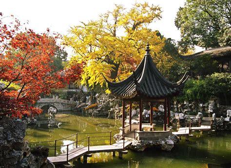 Garten Chinesisch Gestalten by Layout Designs Classicial Gardens Gardening Arts