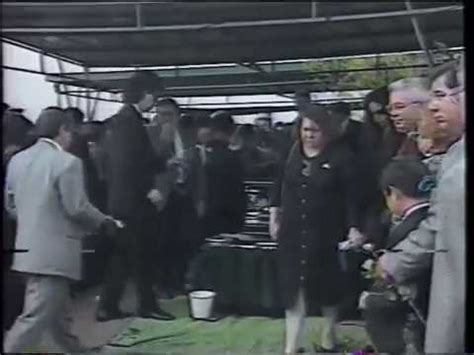 selenas funeral news report april   youtube