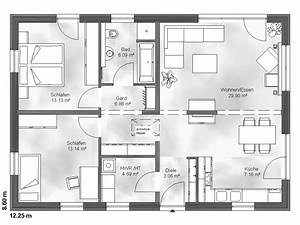Bungalow Bauen Grundrisse : bungalow grundriss ~ Sanjose-hotels-ca.com Haus und Dekorationen
