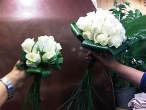 bouquet mariee rose blanche atlubcom With affiche chambre bébé avec envoyer un bouquet de fleurs pas cher