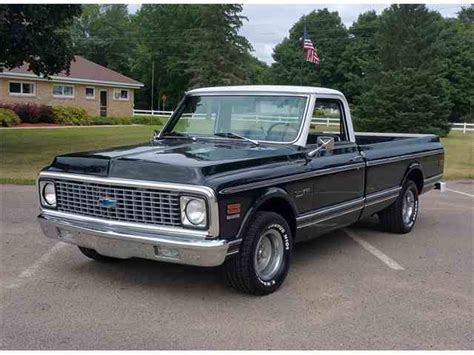 1972 Chevrolet Ck 10 For Sale On Classiccarscom 56