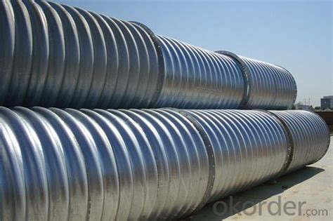 large diameter corrugated welding steel pipe real time quotes  sale prices okordercom