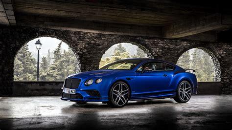 Bentley Continental Supersports 4k Wallpaper Hd Car