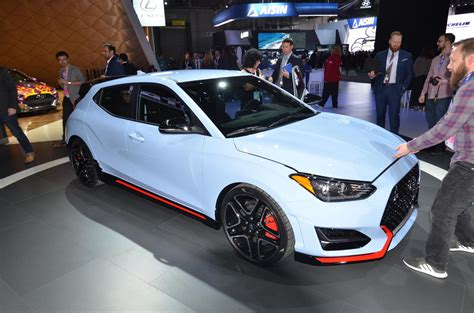 2019 Hyundai Veloster Is A Modern Amc Pacer In Detroit