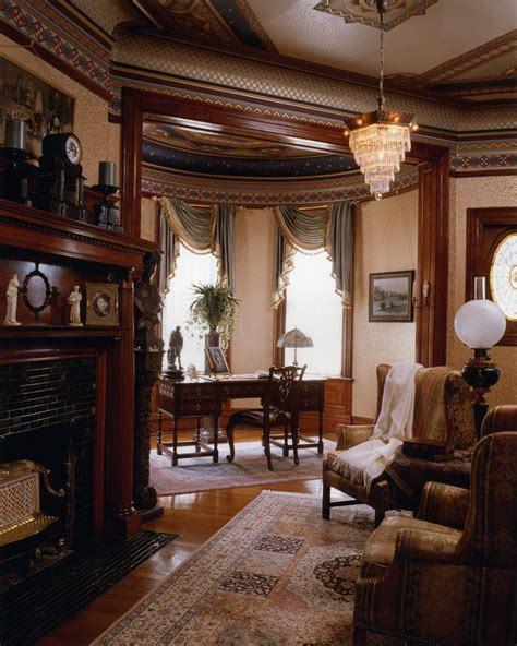 Victorian style homes with their trademark turrets and decorative details are super charming. Idea by aiden w on Magical homes | Victorian interior ...