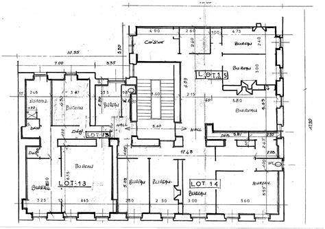 plan des bureaux plan bureau construction bureaux plans prix et mod les