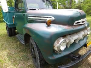 Ford Truck with Dump Bed