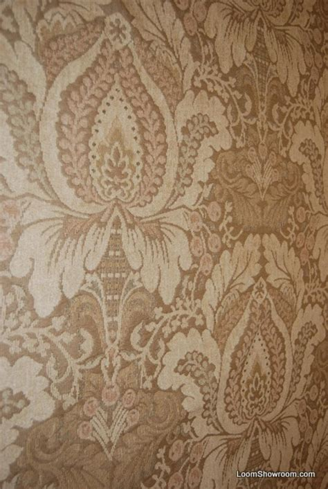 Ralph Upholstery Fabric by Wb07 Motif Ralph Heavy Weight Medallion Chenille