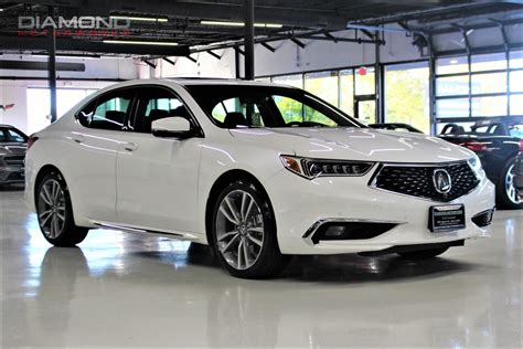 2019 Acura Tlx Shawd V6 Wadvance Stock # 003548 For Sale