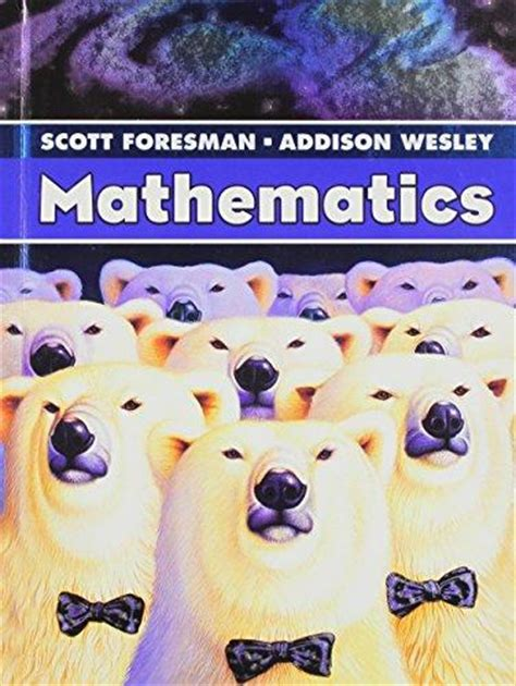 Isbn 9780328117109  Scott Foresmanaddison Wesley Mathematics  Grade 6 Direct Textbook