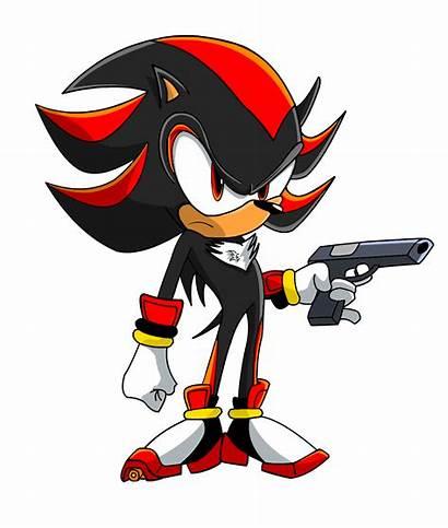 Shadow Hedgehog Newgrounds Erizo Dibujo Sonic Anime