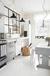 Le Industrial by 59 Cool Industrial Kitchen Designs That Inspire Digsdigs