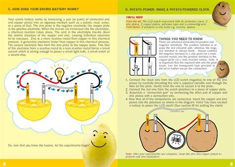 Lemon Powered Light Bulb Science Fair Project Www