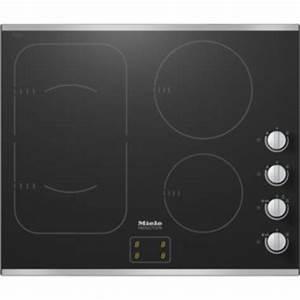 Plaque Relais Induction : miele km6325 1 plaque induction boulanger ~ Premium-room.com Idées de Décoration