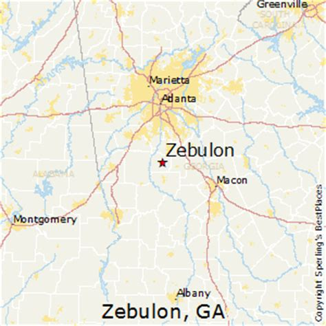 Best Places to Live in Zebulon, Georgia