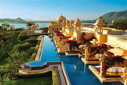 India Hotel Beach Landscape Pool Sea Travel