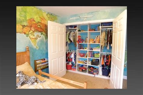 Space-saving Solutions For Kids' Rooms-off The Grid News