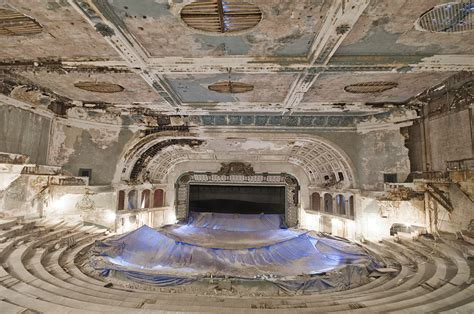 Divine Light Mission by Metropolitan Opera House Auditorium Hidden City Philadelphia