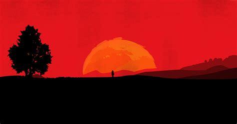 Red Dead Redemption 2 2018 Hd 8k Wallpaper