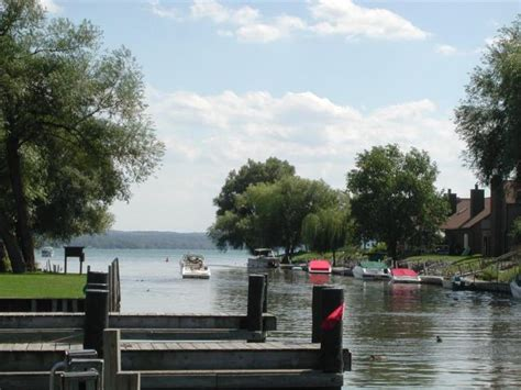 Public Boat Launch Canandaigua Lake by Canandaigua Lake State Marine Park Finger Lakes Local