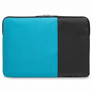 Pochette Pour Ordinateur : pulse pochette pour ordinateur portable 15 6 noir bleu ~ Teatrodelosmanantiales.com Idées de Décoration