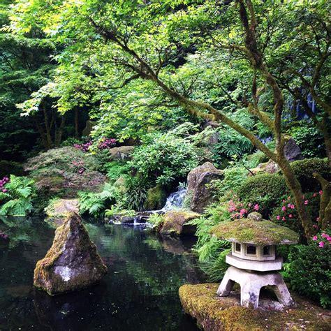 the garden portland portland japanese garden