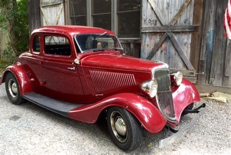 ford  window coupe  sale