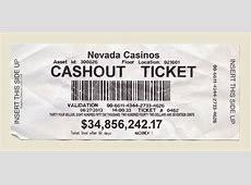 Nevada scores easy money off unclaimed slot tickets Las