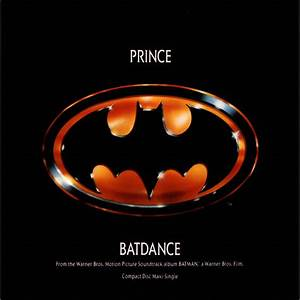 Batdance - Prince mp3 buy, full tracklist