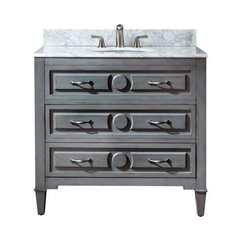 single sink bathroom vanity   distressed blue