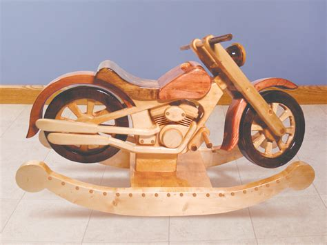 motorcycle rocker toy plan   house plans