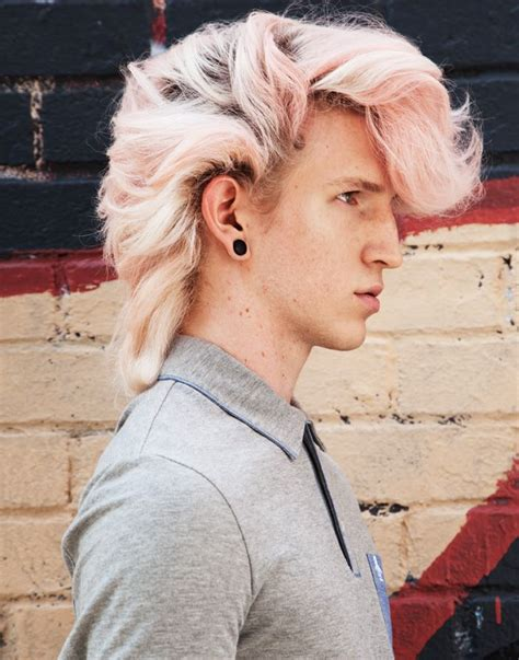 176 Best Mens Bright Hair Colours Images On Pinterest
