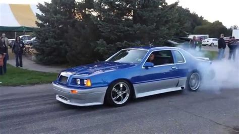1986 Ford Thunderbird by 1986 Turbo Ford Thunderbird Mike S M Pour E
