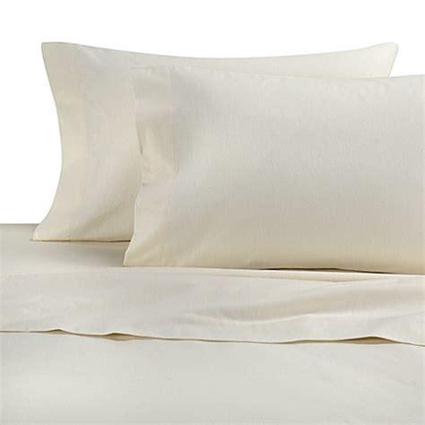 solid flannel sheet set bed bath beyond