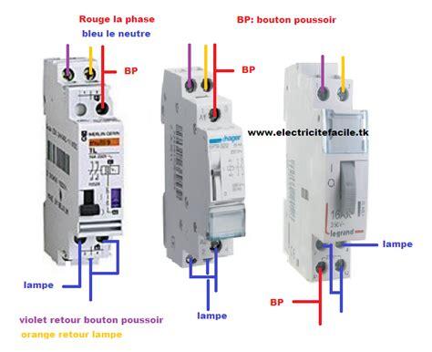comment brancher raccorder installer  telerupteur