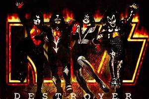 popular kiss band music buy cheap kiss band music lots With kitchen cabinets lowes with rock band stickers