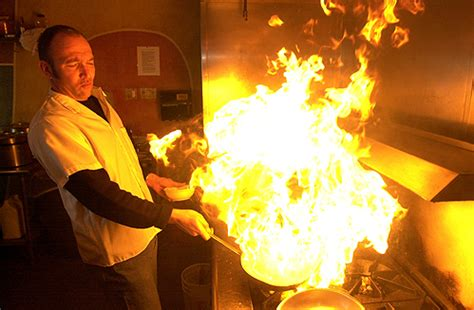 Top 10 Commercial Kitchen Fire Safety Issues  Sofi Blog