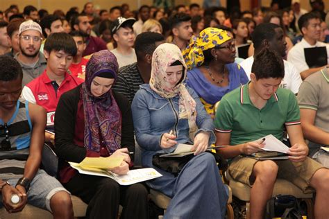 community colleges work  support international students