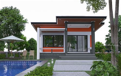 square meter  bedroom house pinoy eplans