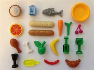 LEGO Pizza Accessories
