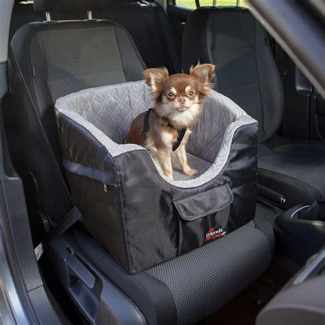 siege lit siège confort de voiture et lit gris pour petit chien accessoires et équipements pour auto sur