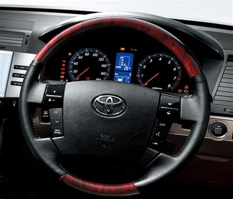 cars world toyota mark  interior