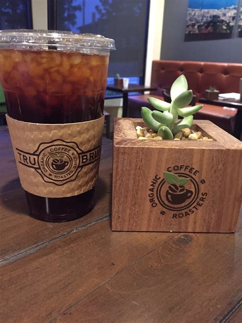 At tru bru we know how easy it is to feel disconnected and burnt out with the demands of work and family. Cold brew - Yelp