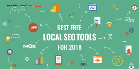 Seo Tools by The Best Free Local Seo Tools You Must Use In 2018 Jain