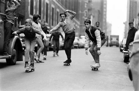 Wonderful Vintage Photos Of Skateboarders In The 1960s