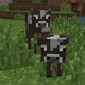 Minecraft Mobs Cow Prime Inspiration