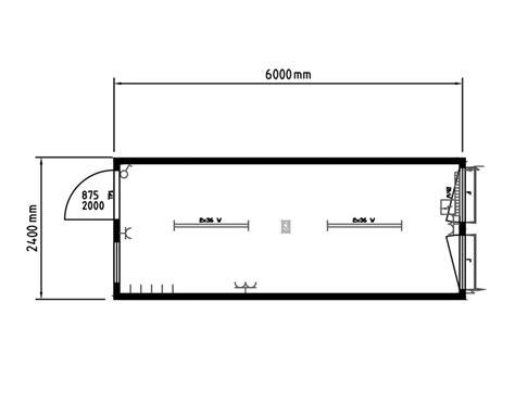 Noleggio Container Uso Ufficio - noleggio monoblocchi uso ufficio strutture srl