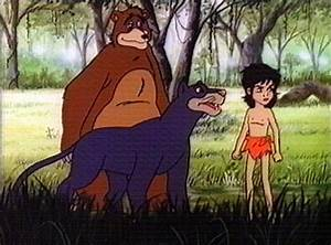 Image  Mowgli, Baloo and Bagheera (Jetlag Productions) jpg Jungle Book Wiki FANDOM powered